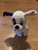 DISNEY 101 Dalmations Small Plush Soft Toy Red Collar