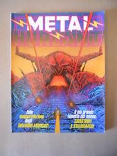 METAL HURLANT 5 1982 Moebius Clerc Manoeuvre Montellier Schuiten Renard [G853-2]