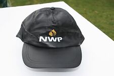 Ball Cap Hat - NWP - Northwest Pipe Supply Alberta Oil Gas Leather (H1657)