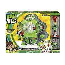 Ben 10 Alien Creation Chamber Playset [Includes 4 Figures] +4