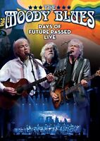 THE MOODY BLUES - DAYS OF FUTURE PASSED (LIVE IN TORONTO 2017) DVD   DVD NEW+