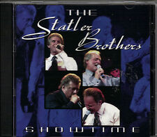 "THE STATLER BROTHERS....""SHOWTIME""......RARE HTF OOP COUNTRY/ GOSPEL CD"