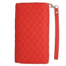 Fundas Universal color principal rojo para teléfonos móviles y PDAs