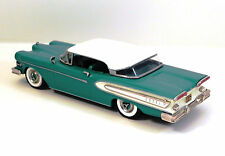 MINIMARQUE (ILLUSTRA) 1958 EDSEL CITATION 2D HT Turq