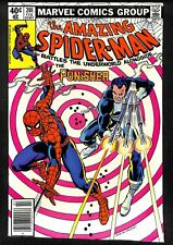 Amazing Spider-Man #201 FN 6.0 Punisher! Marvel Comics Spiderman