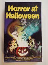horror at halloween-jo fletcher-1st 1999-VG+ grant-gardner-gordon-bowkett-duane