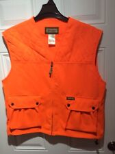Remington High Visibility Blaze Orange Shooting Hunting Vest, Medium