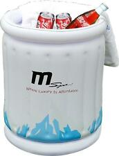 More details for mspa inflatable can cooler ice beverage bottle party bucket hot tub accessories