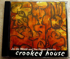 Jo de Waal Pigeon Quartet Crooked House CD nr mint