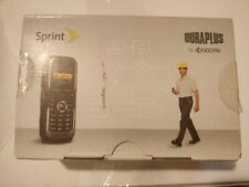 Kyocera DuraPlus E4233 - Black (Sprint) PTT 3G Rugged Military Grade Cell Phone
