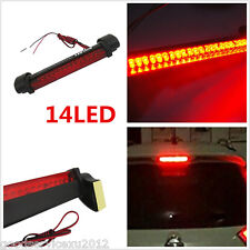 Red 14LED 3000/4000K Car High Mount Stop Light Third Brake Tail Lamp For Lincoln