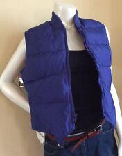 Vintage Eddie Bauer Deadstock NOS Unused Down Puffer Winter Vest Size  S - M
