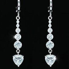 Leverback Drop/Dangle Love & Hearts Costume Earrings