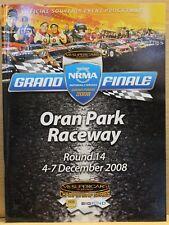 V8 Supercars Oran Park Official Race Program 2008 Excellent Condition