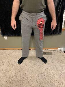 Men/'s Jogger Pant Bud Light Size 2XL 44-46 Pajama Lounge NEW