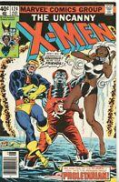 Uncanny X-Men #124, FN+ 6.5, Arcade, Cyclops, Wolverine, Storm