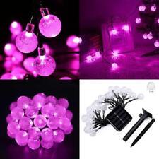 30 LED Solar String Lights Halloween Party Decor 20ft Waterproof Outdoor /Indoor