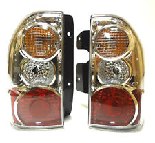SUZUKI (Grant) Vitara 1998-2005 rear tail left right signal stop lights pair XL7