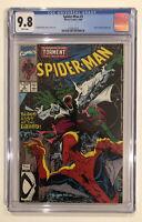 Spider-Man #2 CGC 9.8 Todd McFarlane 1990 The Lizard
