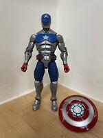 Marvel Legends Civil Warrior Figure Mr. Hyde BAF series loose