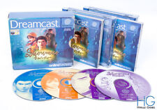 Shenmue - Sega Dreamcast Retro Game & Case PAL