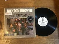 Jackson Browne White Label Promo LP WLP - The Pretender - Asylum 7E-1079 1976