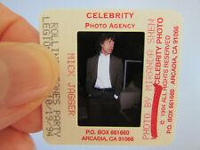 More details for original press photo slide negative - rolling stones - mick jagger - 1994 - i
