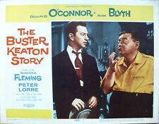 The Buster Keaton Story~Orig 1957 Lobby Card~O'Connor/Lorre *Price Lowered*