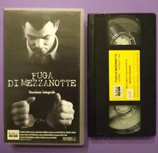 VHS FILM Ita Azione FUGA DI MEZZANOTTE Brad Davis Randy Quaid nolo no dvd (V152)