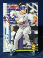 2020 Topps Series 2 Will Smith RC Rookie Cup #491 Los Angeles Dodgers