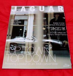 Jaguar Magazine 003 - Full Colour Quarterly Publication - Autumn 2001 - Eng Text