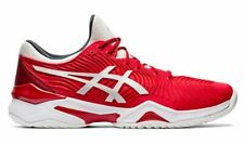 Asics Court FF NOVAK Tennis Shoes,CLASSIC RED WHITE Limited Edition