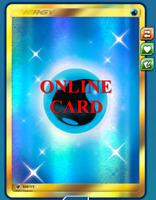 Water Energy Secret Rare Pokemon TCG Online - Digital Card - PTCGO