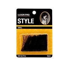 LUXOR HAIR PINS BLACK 100 CT