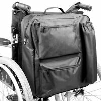 Multifunction Wheelchair Bag Mobility Scooter Padded Rear Backpack Pukkr