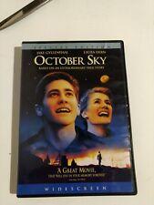 October Sky (DVD, Widescreen Edition, 2005)