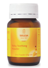 Weleda Baby Teething Powder 60g Homeopathic Post