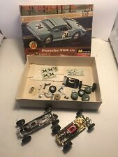 1/24 MONOGRAM CHASSIS LOT FOR PARTS OR RESTORATION