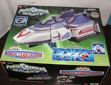 😍New! Vintage 1999 Deluxe ZENITH CARRIERZORD Saban's POWER RANGERS💥Lost Galaxy