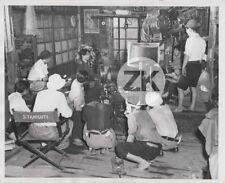 TOHO Tournage CAMERA La Montagne d'argent JAPON Kurosawa TANIGUCHI Photo 1947