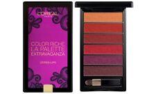 L'oreal Color Riche La Palette Extravaganza Lips