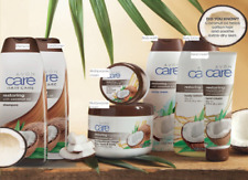 Avon coconut pack - selection of coconut products