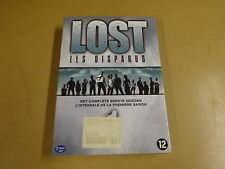 7-DISC DVD BOX / LOST / LES DISPARUS - SEIZOEN 1 / SAISON 1