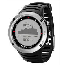 North Edge Altay Sports Digital Outdoor Compass Watch Air Pressure Temperature