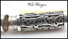Handmade 925 Sterling Silver Intricately Designed Prayer Box