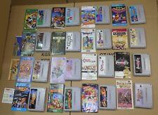 Super Famicom Games x 16pcs + User's manual   /A9027