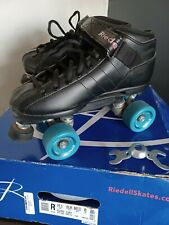 Riedell R3 roller skates ladies Size 8 hardly used