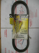 CARLISLE ULTIMAX PRO POLARIS SNOWMOBILE DRIVE BELT OEM 138-4748U3