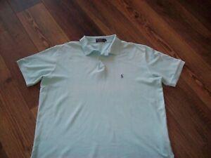 RALPH LAUREN Polo Shirt Mens XL