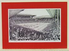 Liverpool FC - Anfield. Limited Edition Stadium Art Print by Stuart Herd
